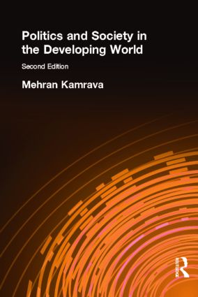 Politics and Society in the Developing World: 2nd Edition (Paperback) book cover