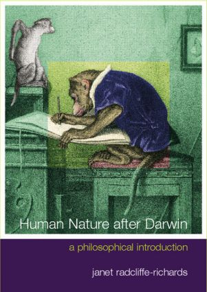 Human Nature After Darwin: A Philosophical Introduction (Paperback) book cover