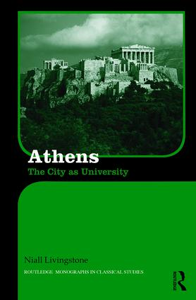 Athens: The City as University book cover