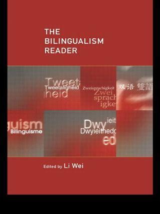The Bilingualism Reader