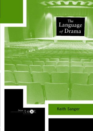 The Language of Drama (Paperback) book cover