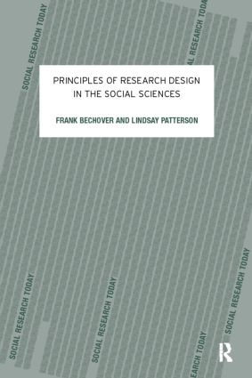 Principles of Research Design in the Social Sciences (e-Book) book cover
