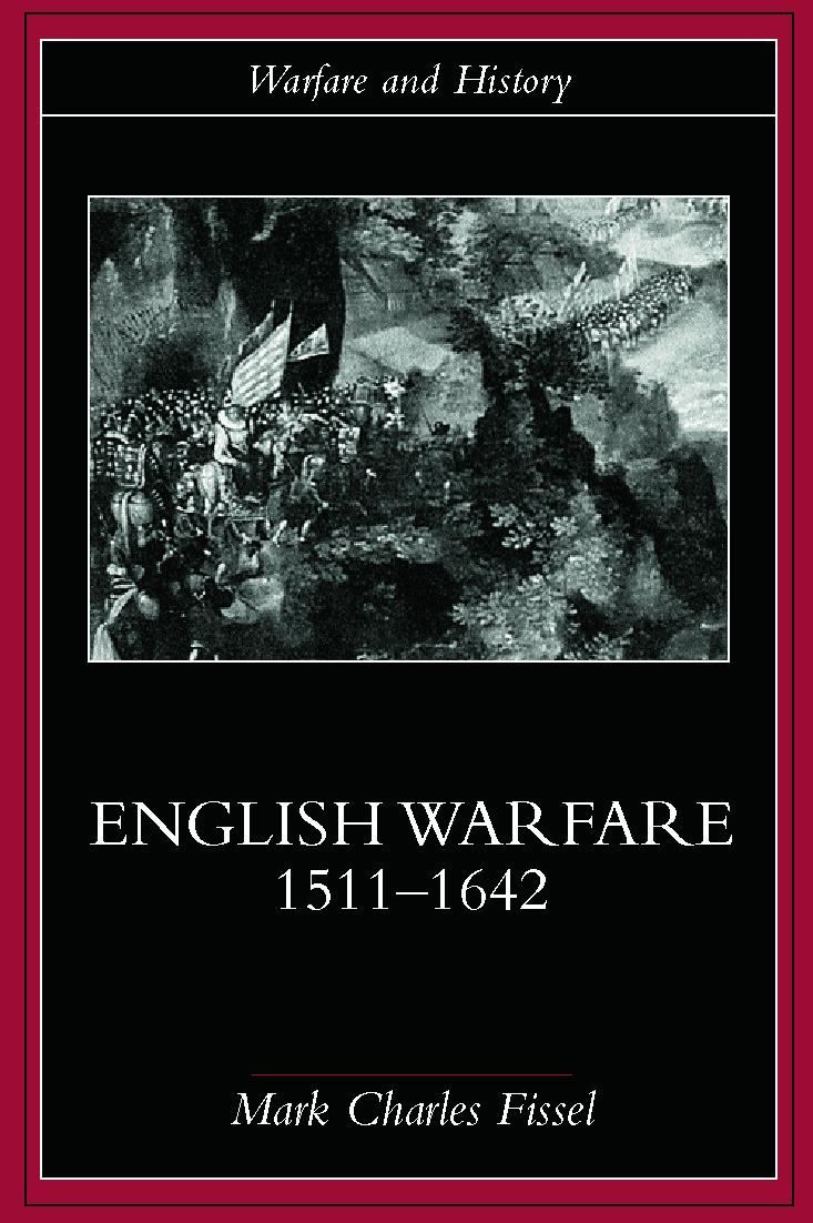 English Warfare, 1511–1642 book cover