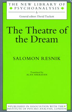 The Theatre of the Dream (Paperback) book cover