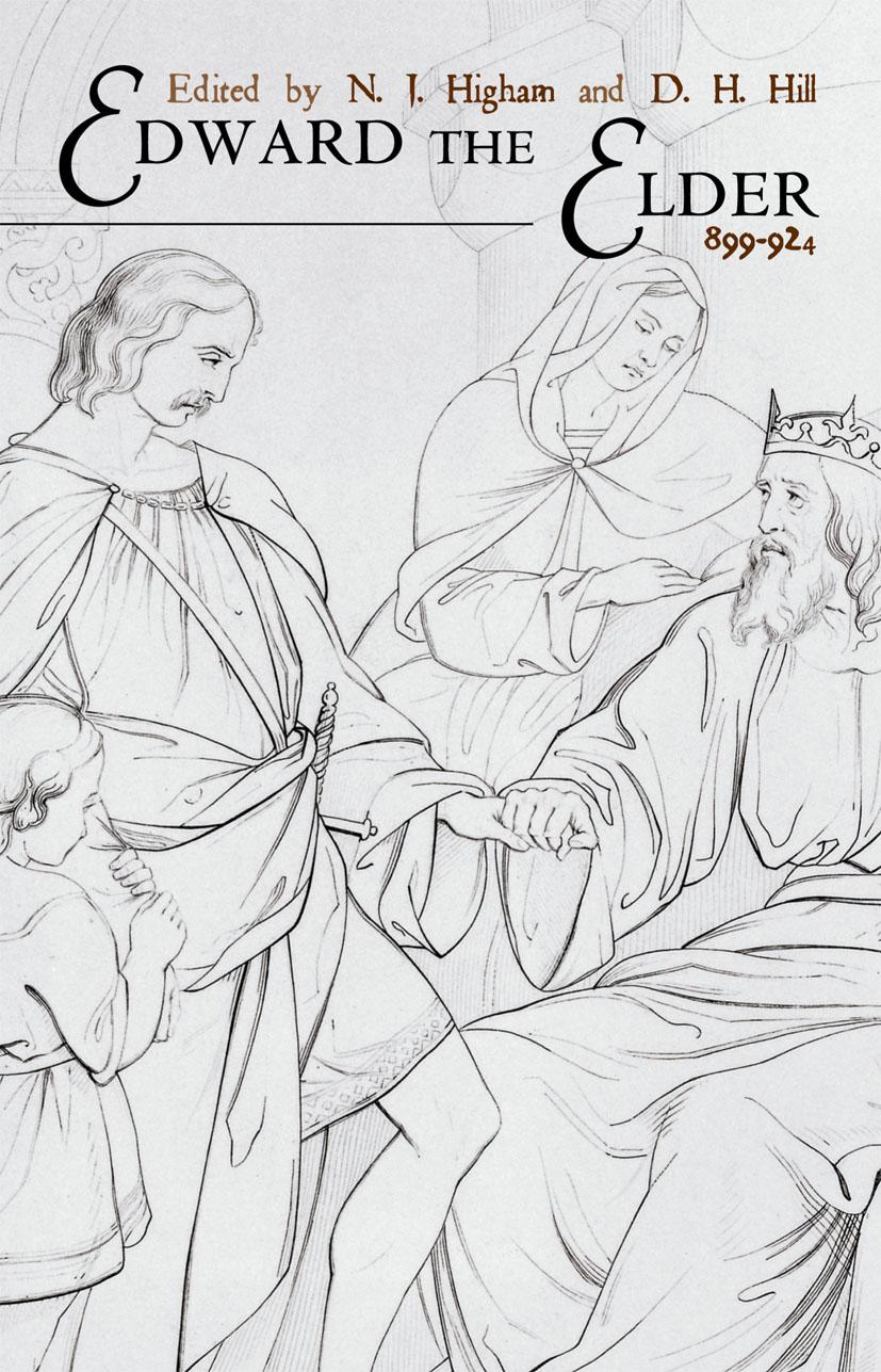Edward the Elder: 899-924, 1st Edition (Paperback) book cover