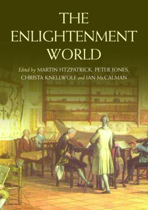 The Enlightenment World book cover