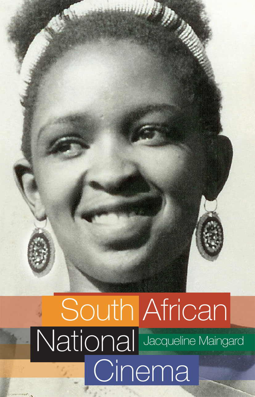 South African National Cinema (Paperback) book cover