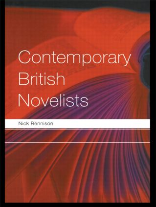 Contemporary British Novelists (Paperback) book cover