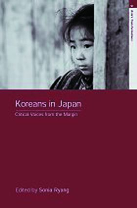 Koreans in Japan: Critical Voices from the Margin book cover