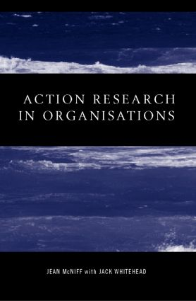 Action Research in Organisations book cover