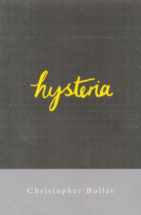 Hysteria (Paperback) book cover