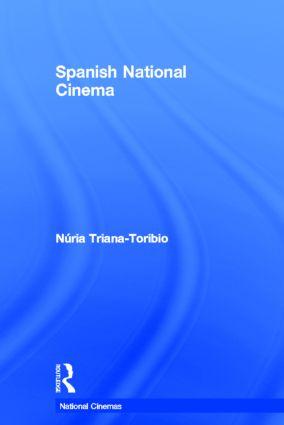 Spanish National Cinema book cover