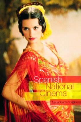Spanish National Cinema (Paperback) book cover