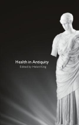 Health in Antiquity (Hardback) book cover