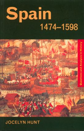 Spain 1474–1598 (Paperback) book cover