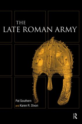 Late Roman Army: 1st Edition (Paperback) book cover