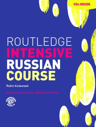 Routledge Intensive Russian Course book cover