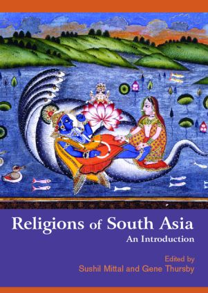 Religions of South Asia: An Introduction (Paperback) book cover