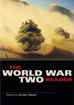 The World War Two Reader book cover