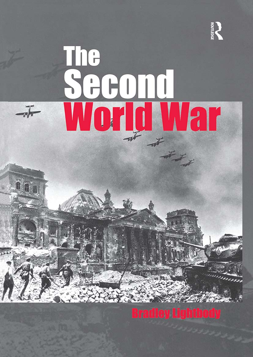 The Second World War: Ambitions to Nemesis book cover
