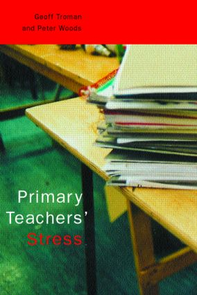 Primary Teachers' Stress: 1st Edition (Paperback) book cover