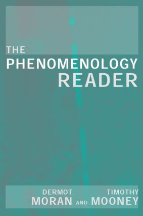 The Phenomenology Reader