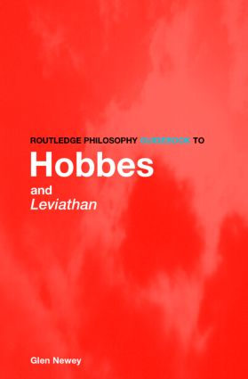 Routledge Philosophy GuideBook to Hobbes and Leviathan