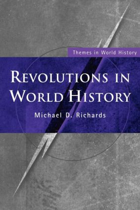 Revolutions in World History: 1st Edition (Paperback) book cover