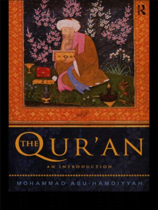 The Qur'an: An Introduction, 1st Edition (Hardback) book cover