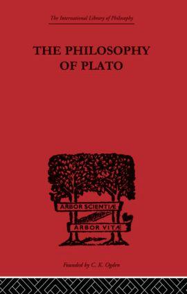 The Philosophy of Plato