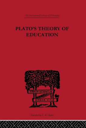 Plato's Theory of Education