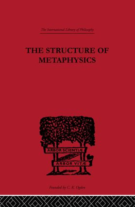 The Structure of Metaphysics