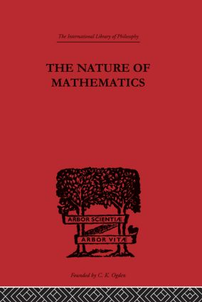 Nature Of Mathematics Ilphil28: 1st Edition (Hardback) book cover