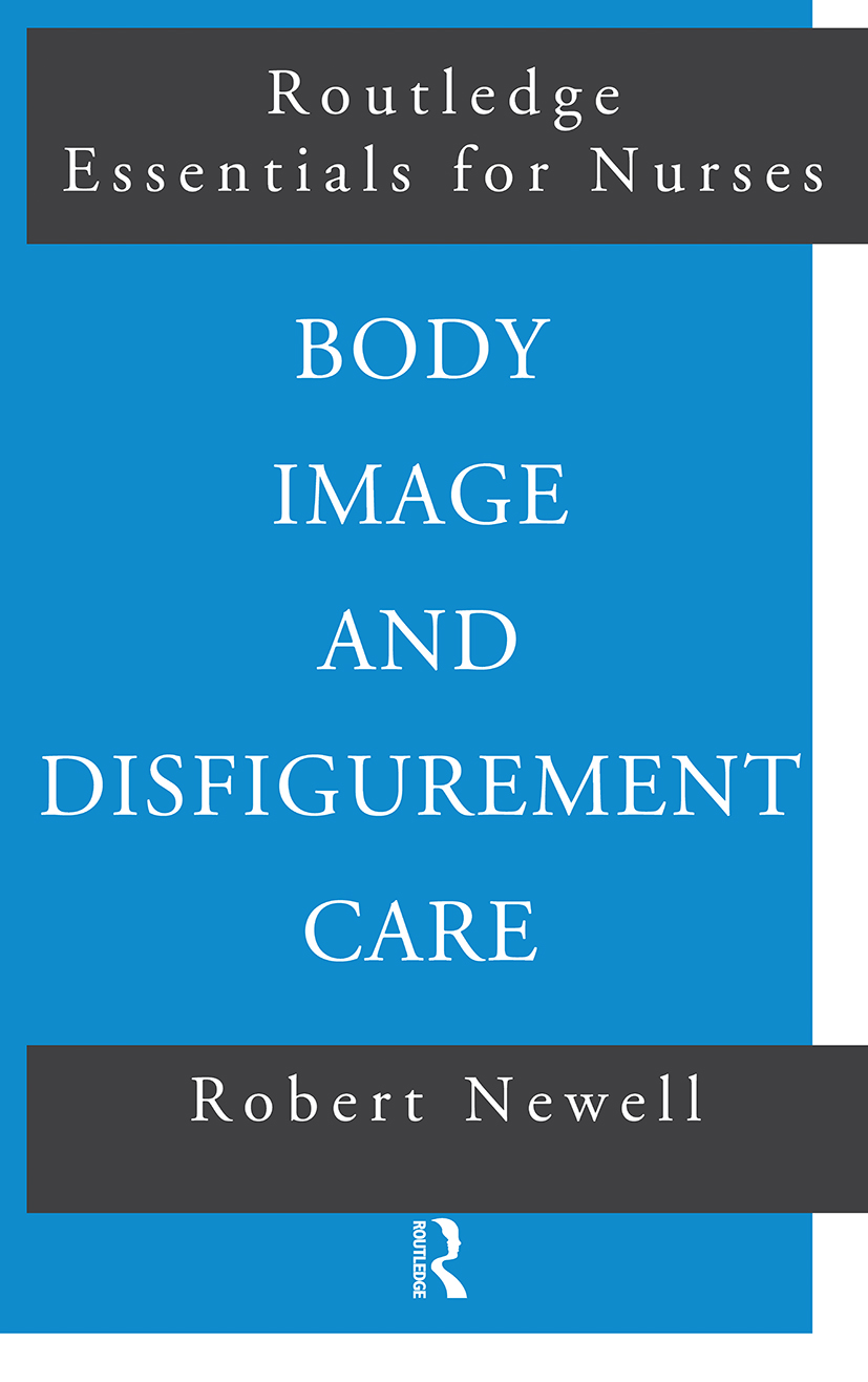 Body Image and Disfigurement Care (Paperback) book cover