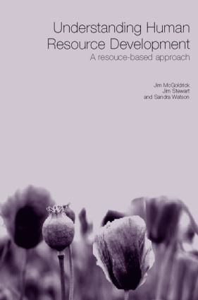 Understanding Human Resource Development: A Research-based Approach book cover