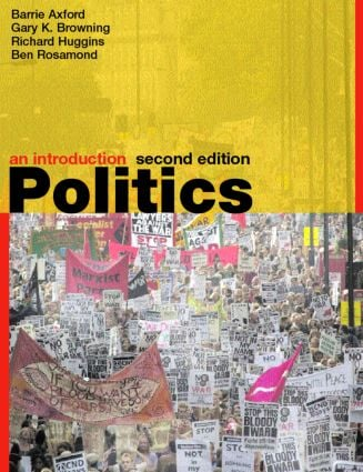 Politics: An Introduction book cover