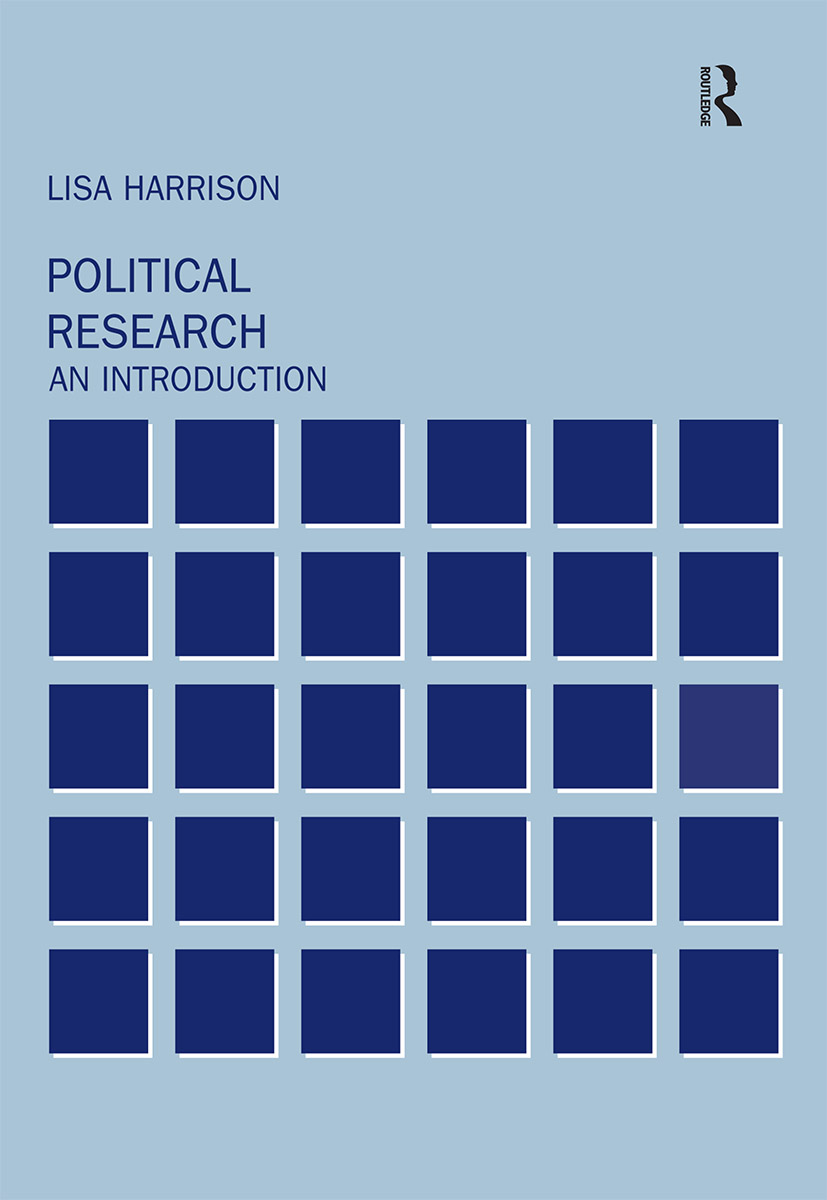 Political Research: An Introduction, 1st Edition (e-Book) book cover
