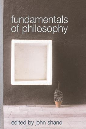 Fundamentals of Philosophy: 1st Edition (Paperback) book cover