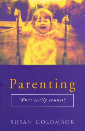 Parenting: What Really Counts? (Paperback) book cover