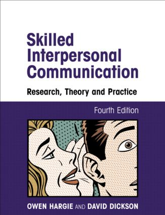 Skilled Interpersonal Communication