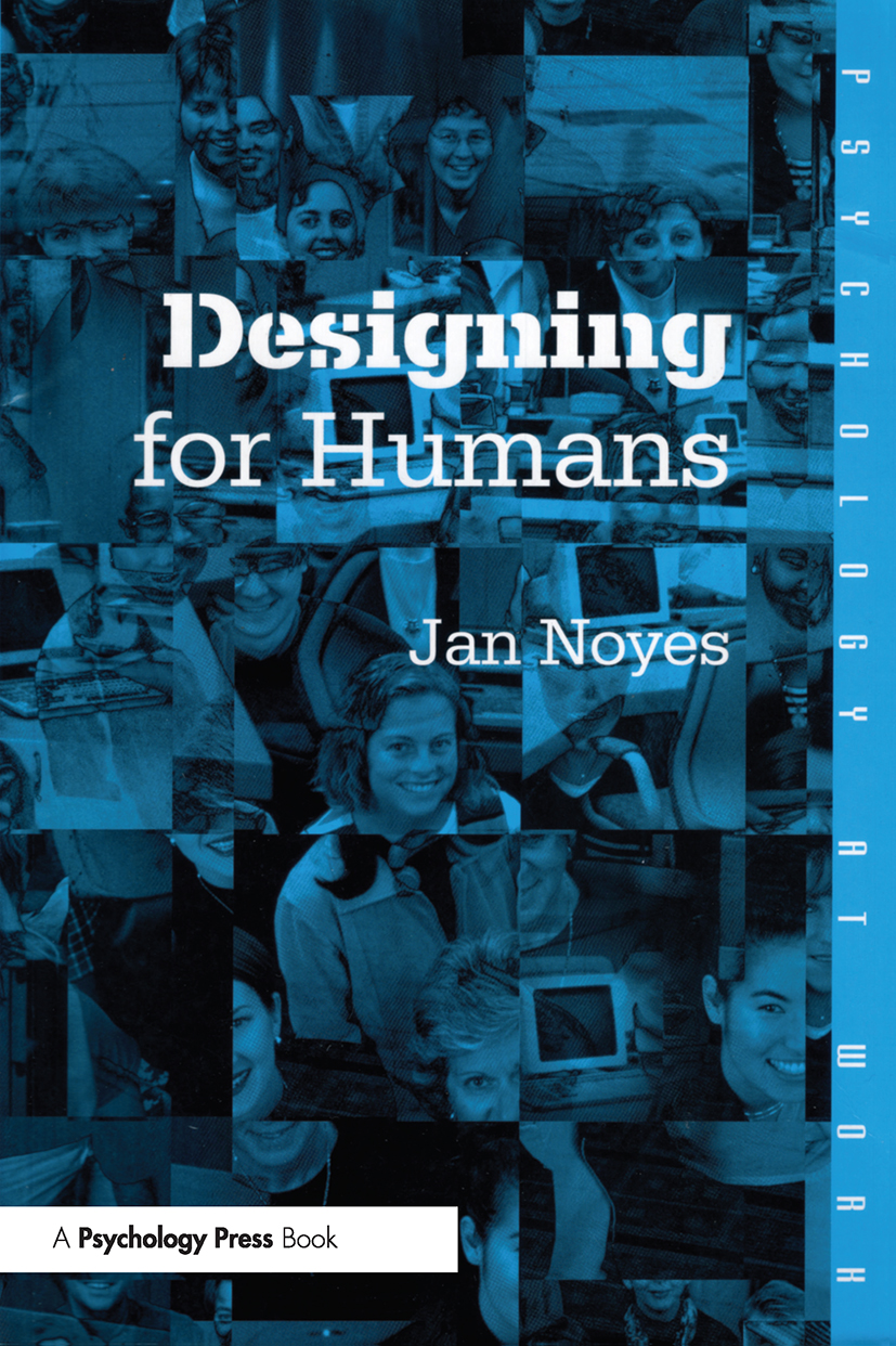 Designing for Humans: 1st Edition (Paperback) book cover
