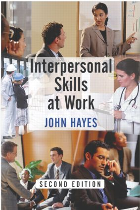 Interpersonal Skills at Work: 2nd Edition (Paperback) book cover