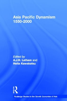 Asia Pacific Dynamism 1550-2000