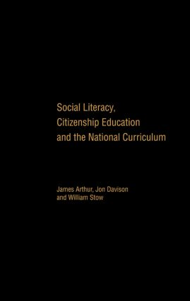 Social Literacy, Citizenship Education and the National Curriculum