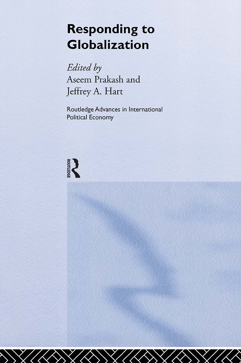 Responding to Globalisation book cover