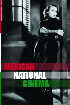 Mexican National Cinema (Paperback) book cover