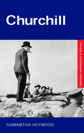 Churchill book cover