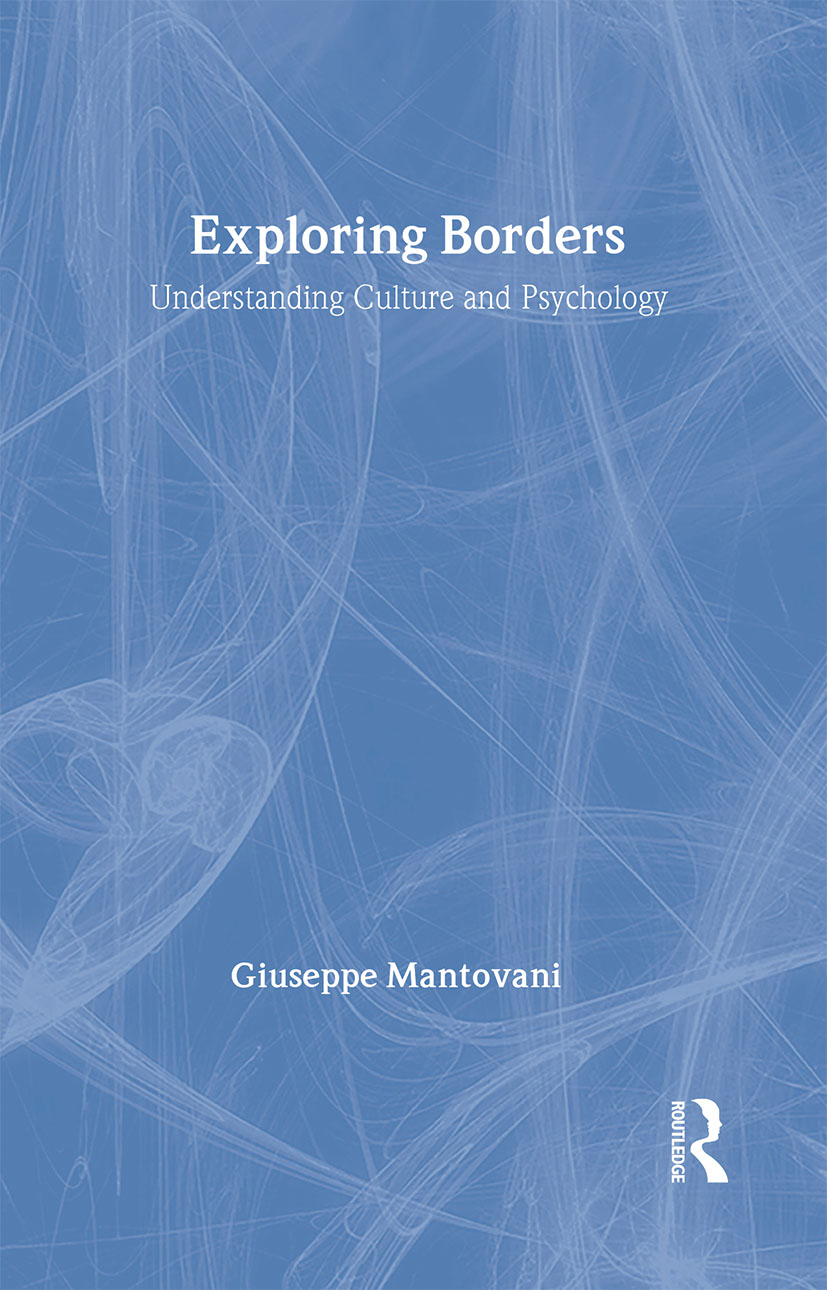 Exploring Borders: Understanding Culture and Psychology, 1st Edition (Hardback) book cover