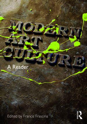 Modern Art Culture: A Reader (Paperback) book cover