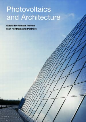 Photovoltaics and Architecture: 1st Edition (Paperback) book cover